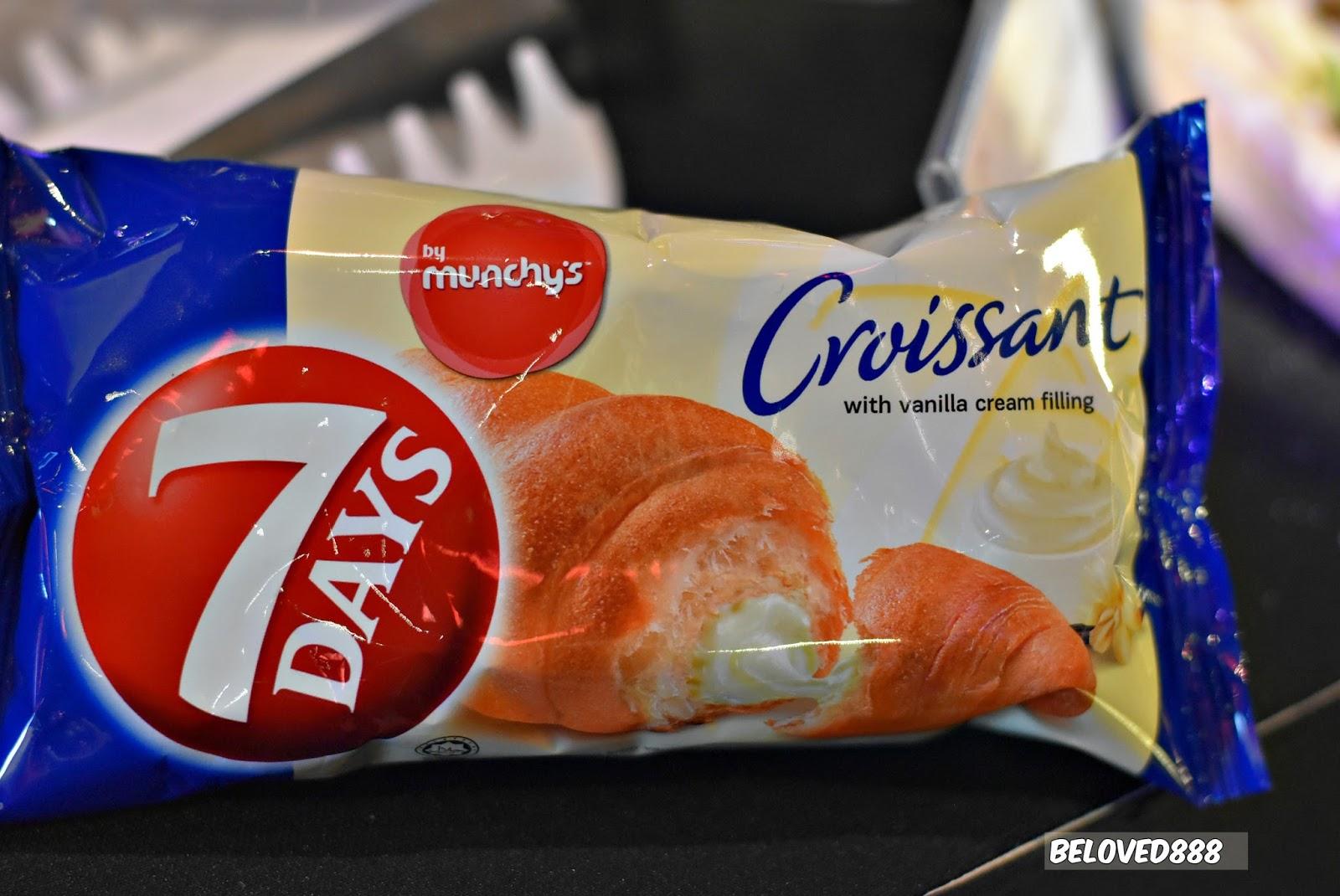 Croissants 7 days: taste and convenience 64