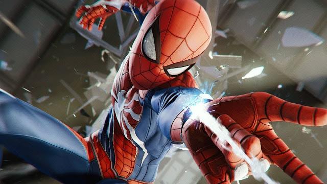 أستوديوهات سوني تهنئ مطوري لعبة Spider-Man على الإطلاق الناجح من خلال صور رائعة ، لنشاهد من هنا ..