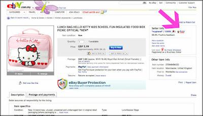 gambar cara membeli barang di ebay