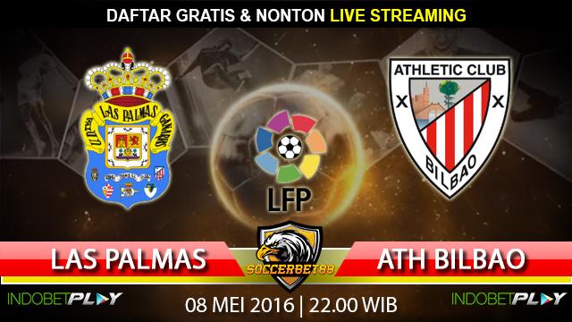 Prediksi Las Palmas vs Ath. Bilbao 08 Mei 2016 (Liga Spanyol)