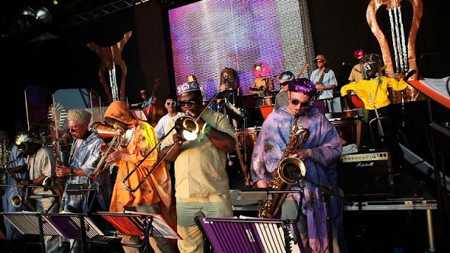 Festival de Jazz em Londres