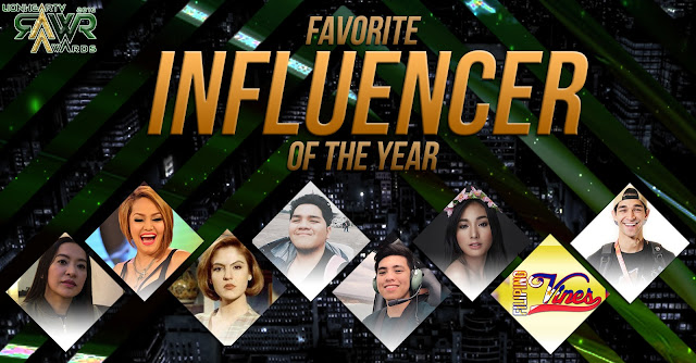VOTE: Favorite Influencer of the Year