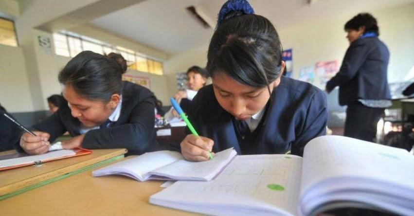 Colegios de Arequipa retrasan el horario de ingreso de escolares por bajas temperaturas