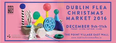 Dublin Flea Christmas Market 2016