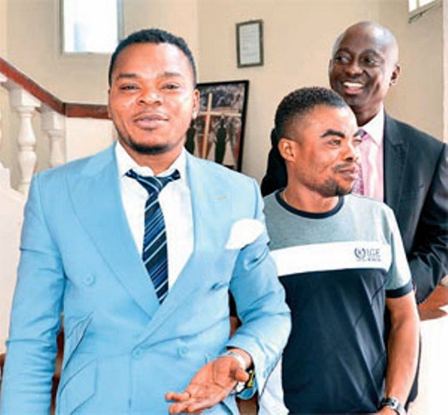 [Video] Bishop Daniel Obinim Won 100% Spiritual Contest