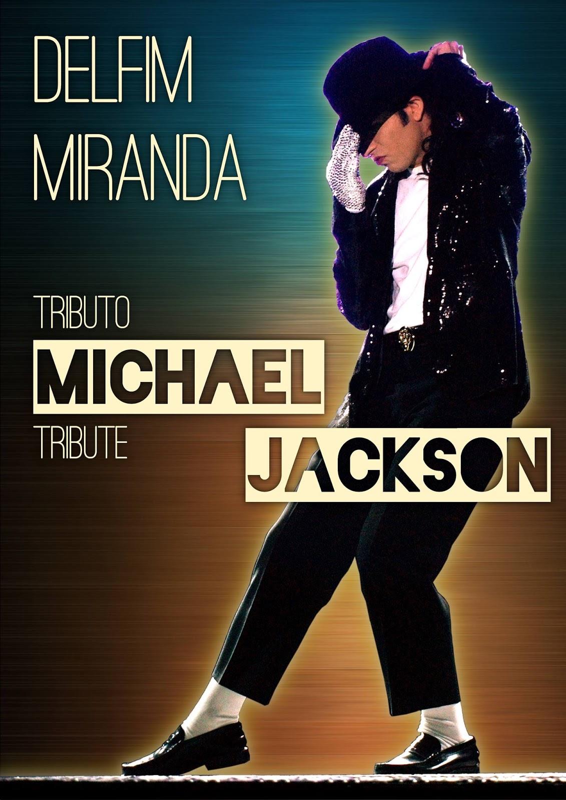 Delfim Miranda - Michael Jackson Tribute - Billie Jean Poster