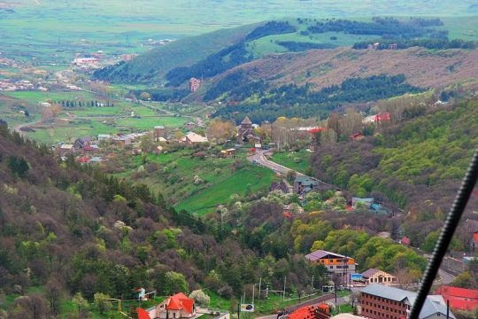 Tsaghkadzor, Armenia