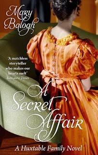 Una Aventura Secreta – Mary Balogh