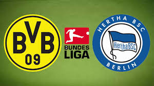 Borussia Dortmund vs Hertha Berlin All Goals Highlights