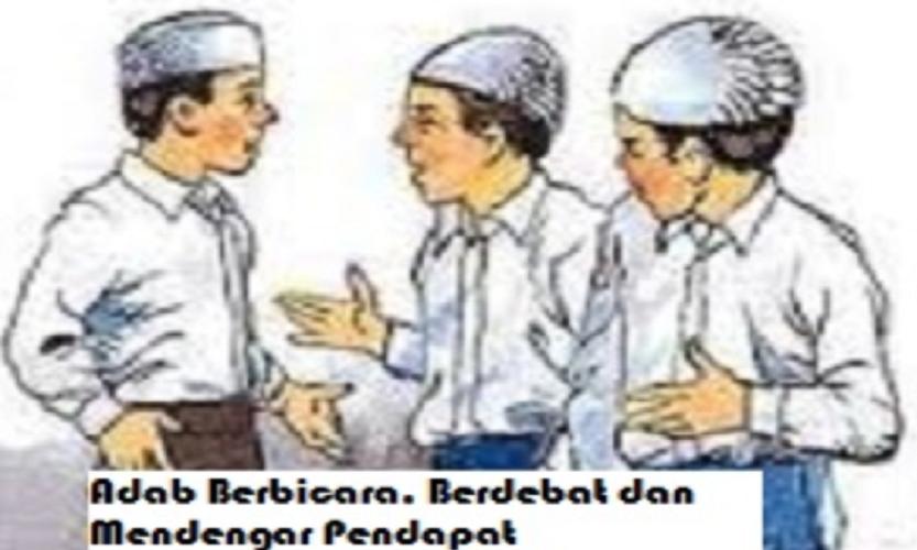 Adab Berbicara