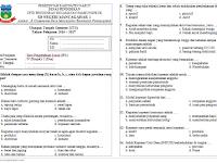 Download Soal UTS SD Kelas 4 Semester 2 Komplit