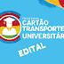 Cartão Transporte Universitário oferta auxílio de R$ 800