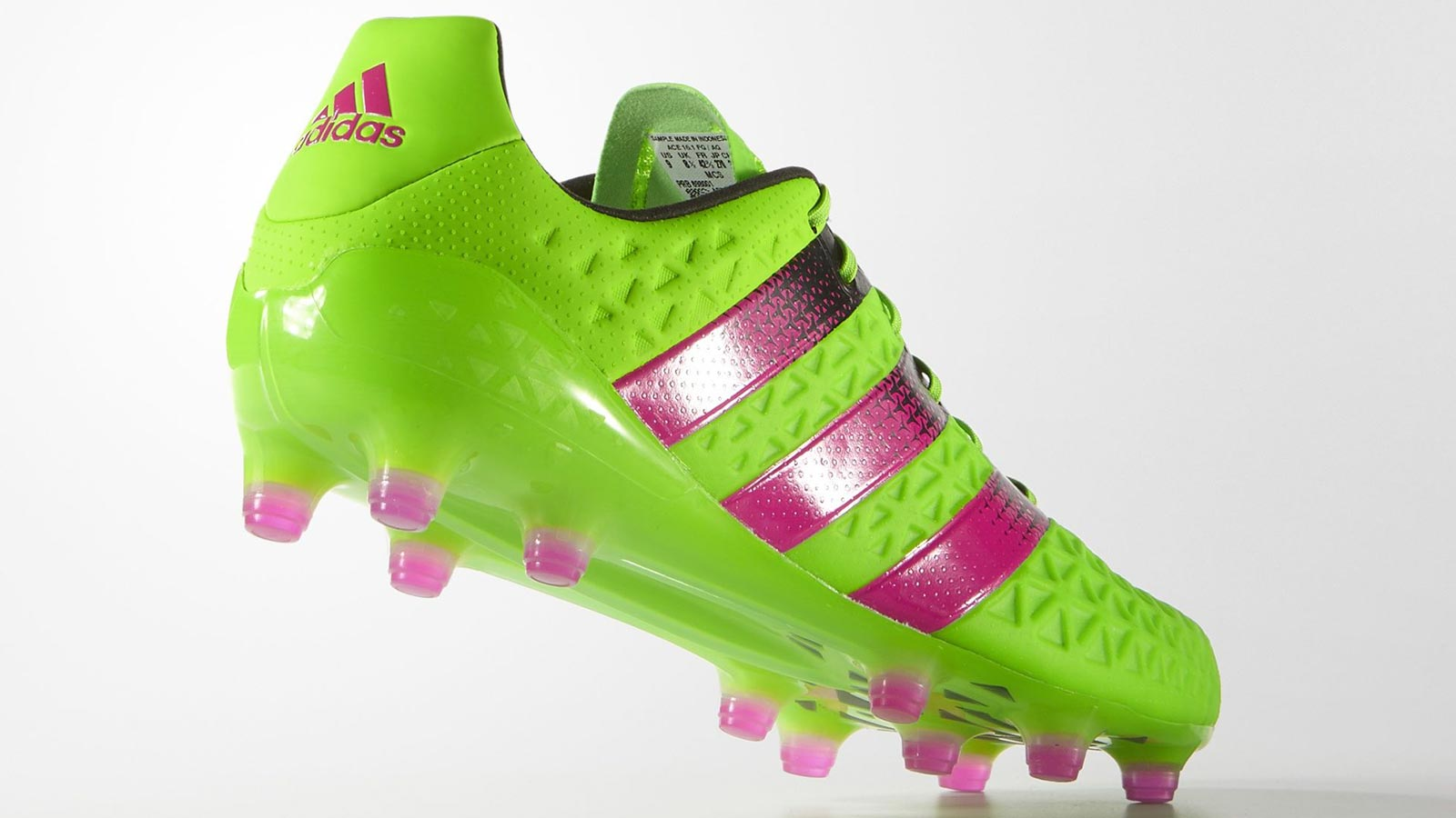 free shipping 698cb d3e9a Adidas ACE 17.3 Primemesh Youth FG Soccer Cleats (Solar GreenCore BlackCore  . ... sneaker store 6fade a94dd Next-Gen Adidas Ace 16.1 2016 Boots  Released .