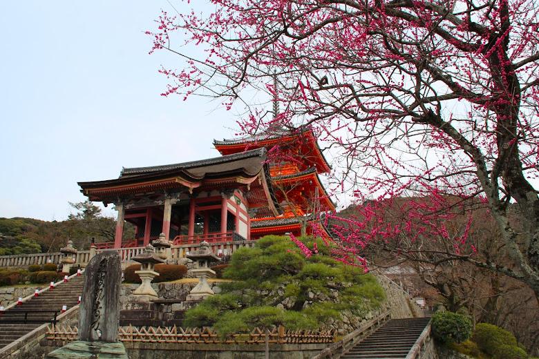 清水寺入口處