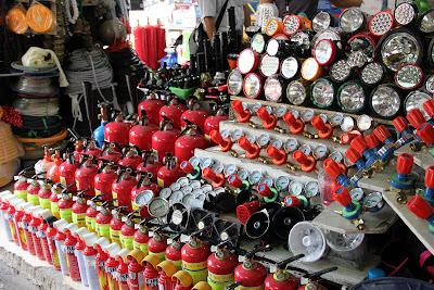 Dan Sinh mercato (Ho Chi Minh City)