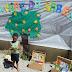 projeto de incentivo à leitura 'Árvore do Saber' movimenta os cinco CRAS em Teresópolis, RJ.
