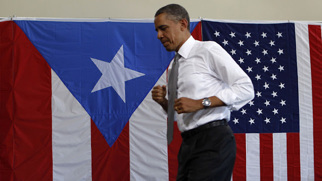 Obama firma el proyecto de ley para el rescate financiero de Puerto Rico