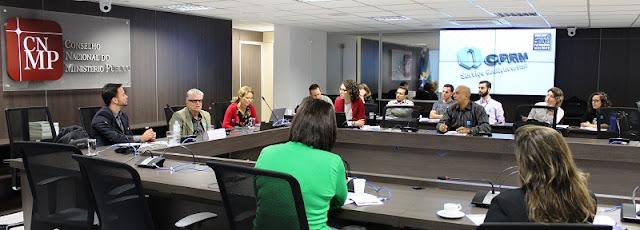 Ministério Público Federal e Serviço Geológico do Brasil realizam workshop para discutir Patrimônio Geológico