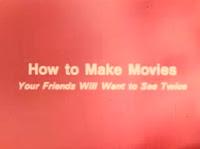Documental cómo hacer películas caseras