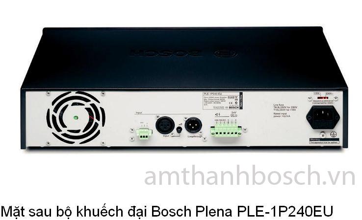 Bộ khuếch đại Bosch Plena PLE‑1P240‑EU