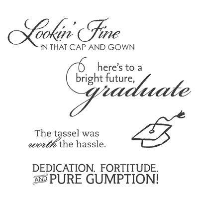 StampinTX: Graduation Card Ideas