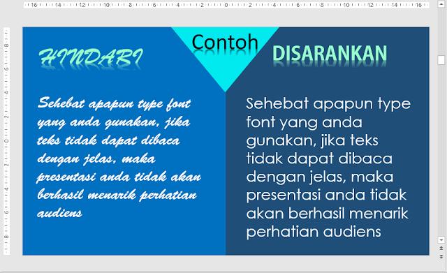 Dasar Pokok Utama Cara Membuat Presentasi PowerPoint yang Baik