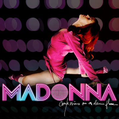 Madonna Fanmade Covers Confessions On A Dancefloor