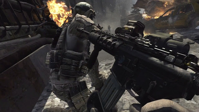 Call of Duty: Modern Warfare 3 screenshot 3