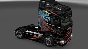 Scania RJL International