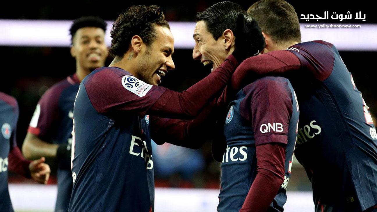 مباراة باريس وديجون