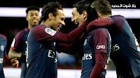 باريس سان جيرمان يحقق فوز كبير على ديجون في الدوري الفرنسي