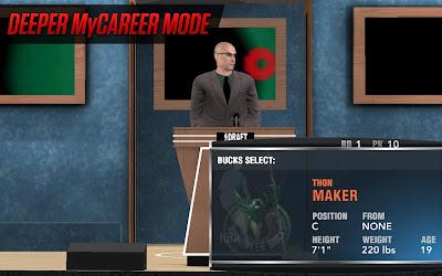 NBA 2K17 MOD APK full