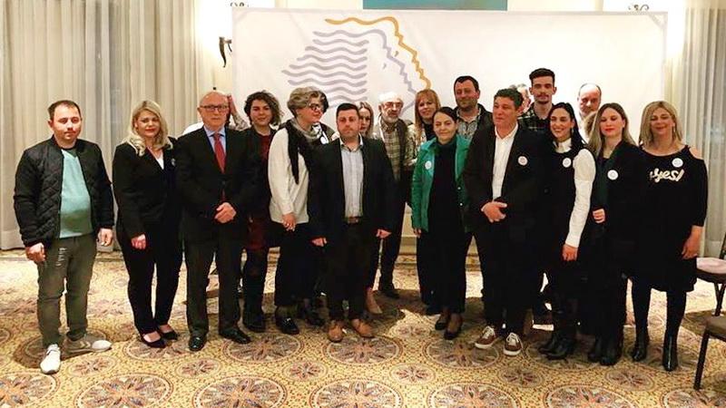 Νέους υποψηφίους παρουσίασε ο Δήμαρχος Αλεξανδρούπολης Βαγγέλης Λαμπάκης
