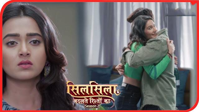 Big twist : Pari hugs Ruhaan breaks promise made to Mishti in Silsila Badalte Rishton Ka 2