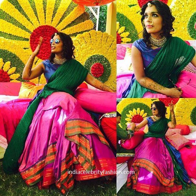 Chiranjeevi Daughter Sreeja Mehendi Function Photos