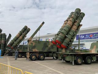 Sistem Senjata Rudal Darat-ke-Udara FK-3