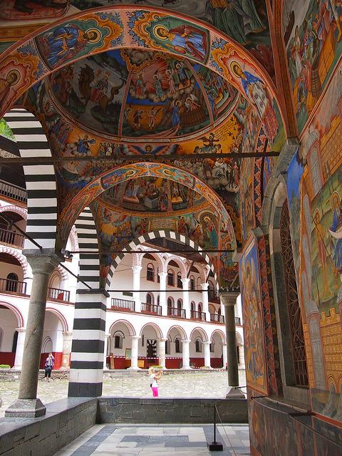 το Μοναστήρι του Αγίου Ιωάννη της Ρίλα