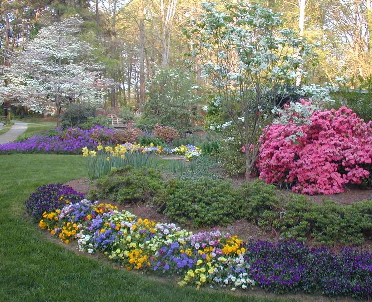 Residential Landscape Design Information And Tips For Metro Atlanta