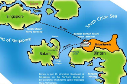 BATAM, A SMALL TOWN AND BEAUTIFUL ISLAND