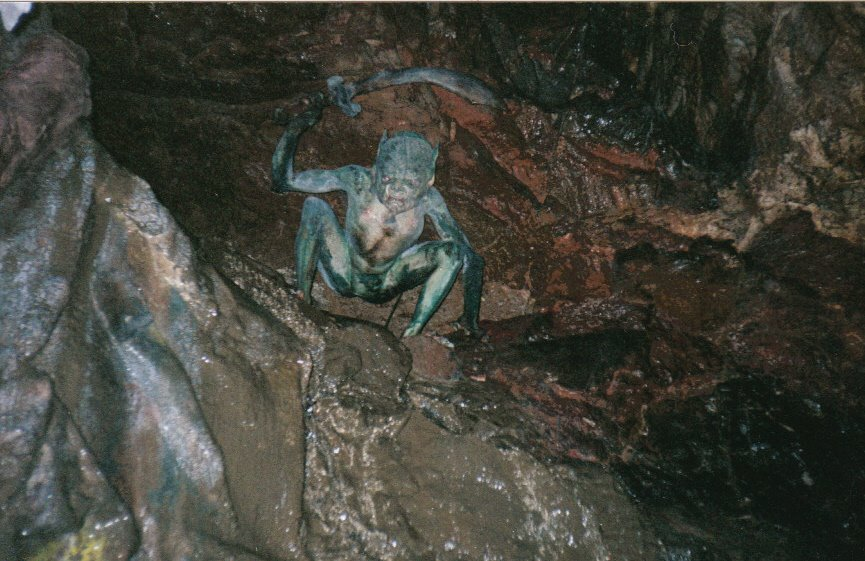 Caves A Of Redfern's Bigfoot World Monster-movie Whatever And Nick