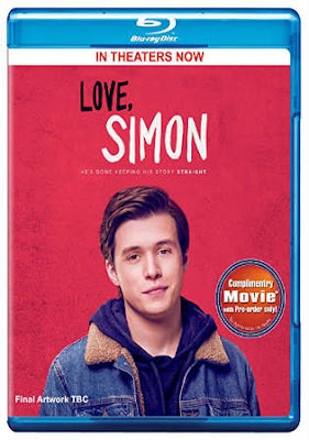 Love Simon 2018 Dual Audio 720p BRRip 1Gb x264