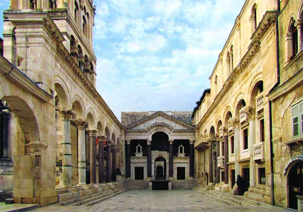 palace of diocletian - photo #15