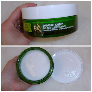 Body Shop Drops of Youth Skincare