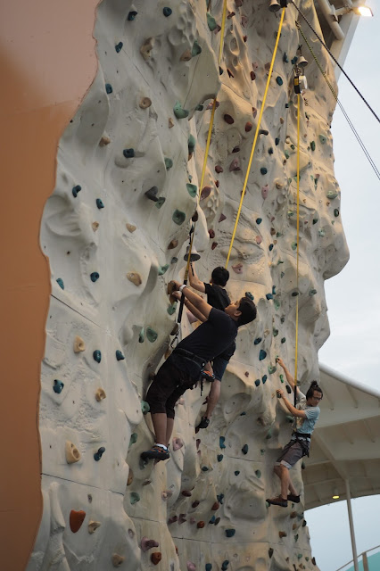cruise rock climbing review