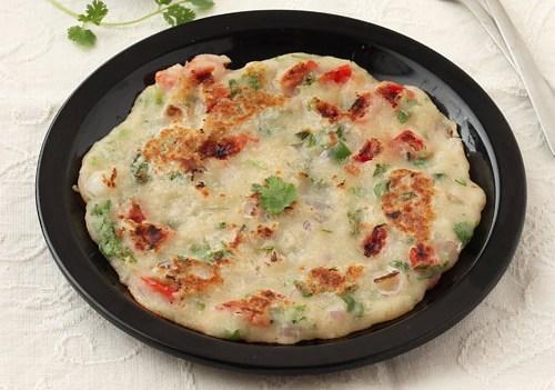 Sooji Uttapam Recipe