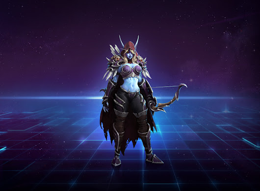 Guía completa Sylvanas Heroes of the Storm
