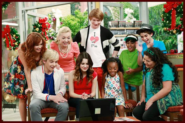 Jessie Christmas.Nick And Disney Tv Austin Ally Jessie Christmas