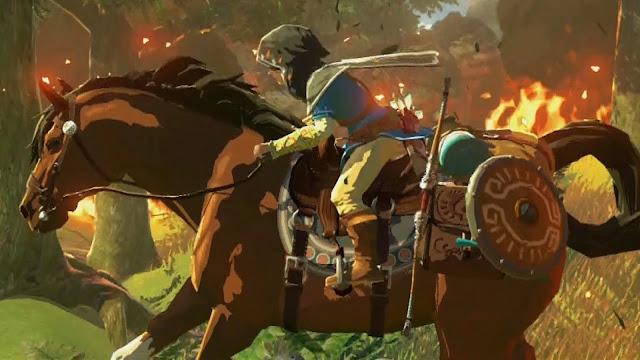 Zelda U será lançado quando estiver pronto o suficiente 1