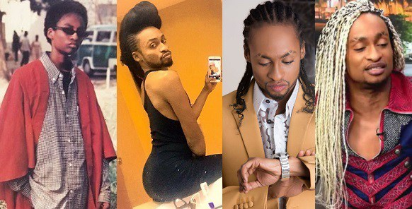 Denrele Edun reveals how he suffered humiliation on his Matriculation day (Pictures Attached)