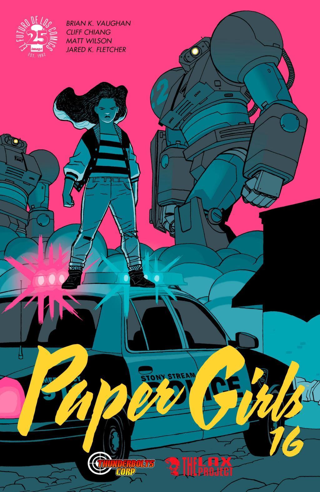 Efecto 2000 en Paper Girls